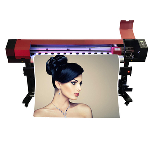 Best price 1.6m sky color eco solvent printer large format printer dryer 6 feet eco solvent printer