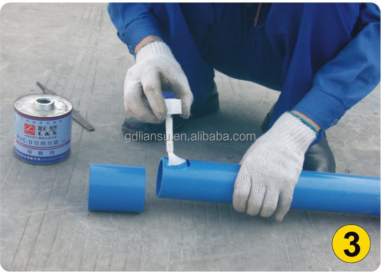 Pvc solvent cement for pipe glue buy