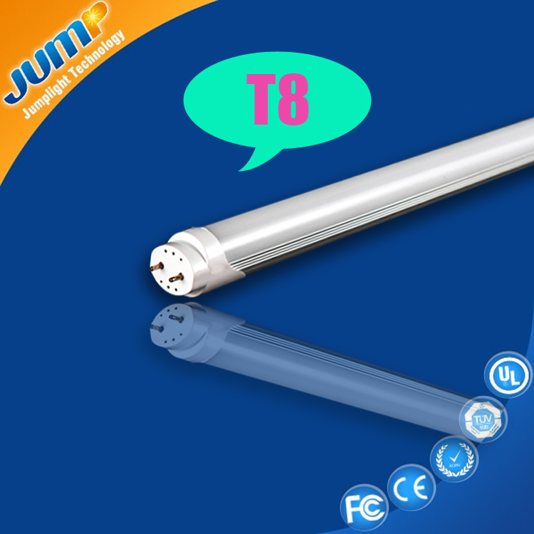 Energy saving single T8 led family tube office led tube8 light