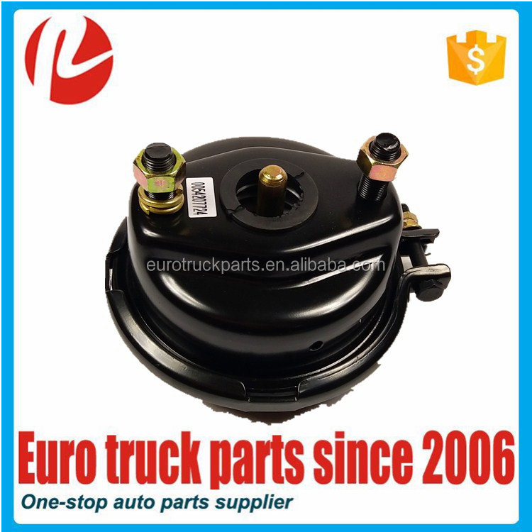 High quality Mb Actros brake chamber oem 0054207724 for eurocargo truck heavy duty auto spare parts