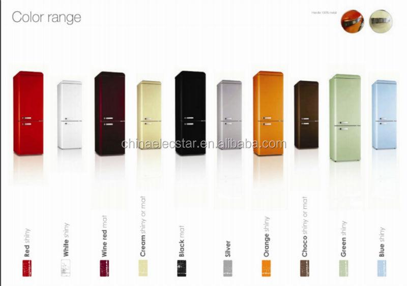 Retro Kühlschrank Orange : Retro kühlschrank elektronische freistehende spülmaschine