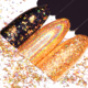 Widely Occasion Other Holiday Supplies Gold Holographic Glitter Powder Nail Flakes Shining Holo Laser Glitter For Nail