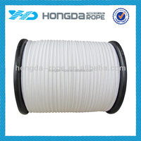 high quality best price 2.5mm braided nylon rope