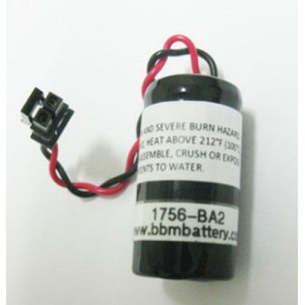 1756-BA2 Allen Bradley PLC Battery Replacement.