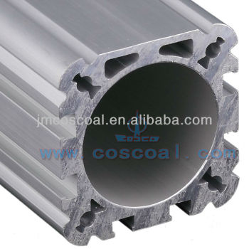 hollow aluminium extrusion profile
