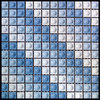 uneven glass mosaic porcelain polished tiles for decorative wall cutting machine broken