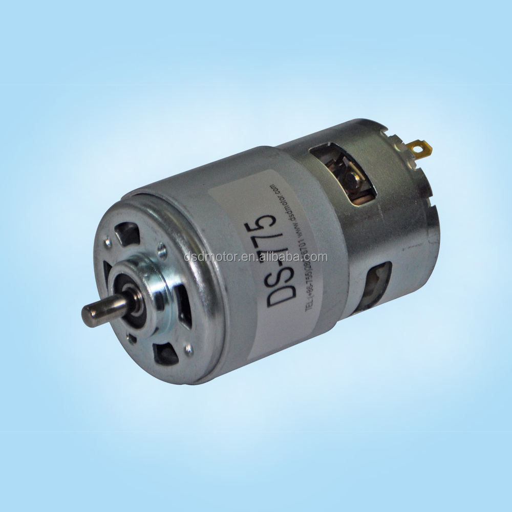 Dsd 775 12v 24v high power high torque electric dc motor for 24 volt dc motor high torque