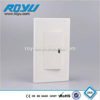 lide wd601 2 gang 3 way switch, view 2 gang 3 way switch, royu, Wiring diagram