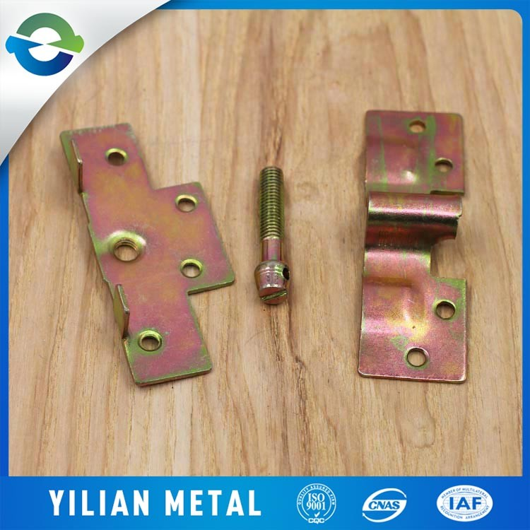 Bed Connector 004 For Furniture Zinc Plated Finish Buy Connector 004 Connector 004 For Bed