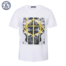 Promotional Organic Cotton 3d Printed T Shirt for Men Wholesale China