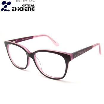 Trendy Latest High Quality Black Model Optics Glasses Women Men ...