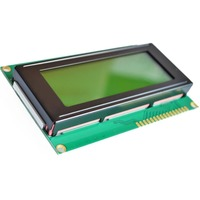 20X4 LCD2004 LCD 2004A LCD 2004 LCD Module 5V yellow and green screen