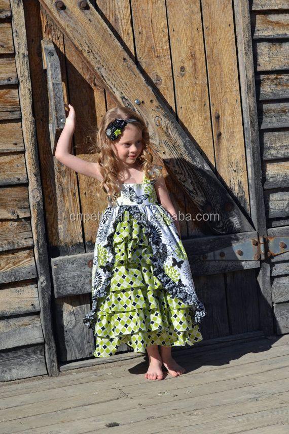 b6161dd68ef4 New Design Baby Cotton Frocks Skirt100 % Cotton Dresses Baby Girls ...