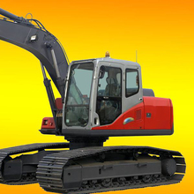 China factory customized mini excavator drive cab
