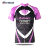custom cycle jersey Cycling Clothing With Sublimation Printing Factory Price