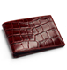 crocodile print rfid Genuine leather cow leather high quality wallet men