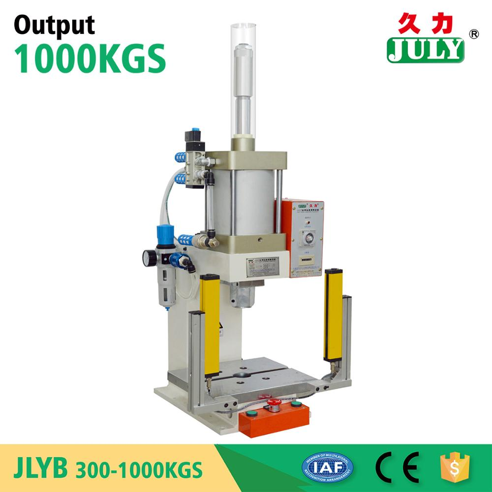 wholesale JULY factory custom manual pneumatic punching press machine