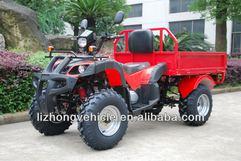 150cc/200cc cooled chain drive CVT Farm cargo ATV