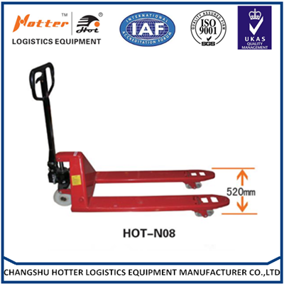 China high quality 2 ton manual warehouse pallet truck,hydraulic hand pallet truck