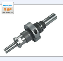 Wmould SUJ2 steel DIN HASCO standard interlocking mechanism designed mould two-stage ejectors