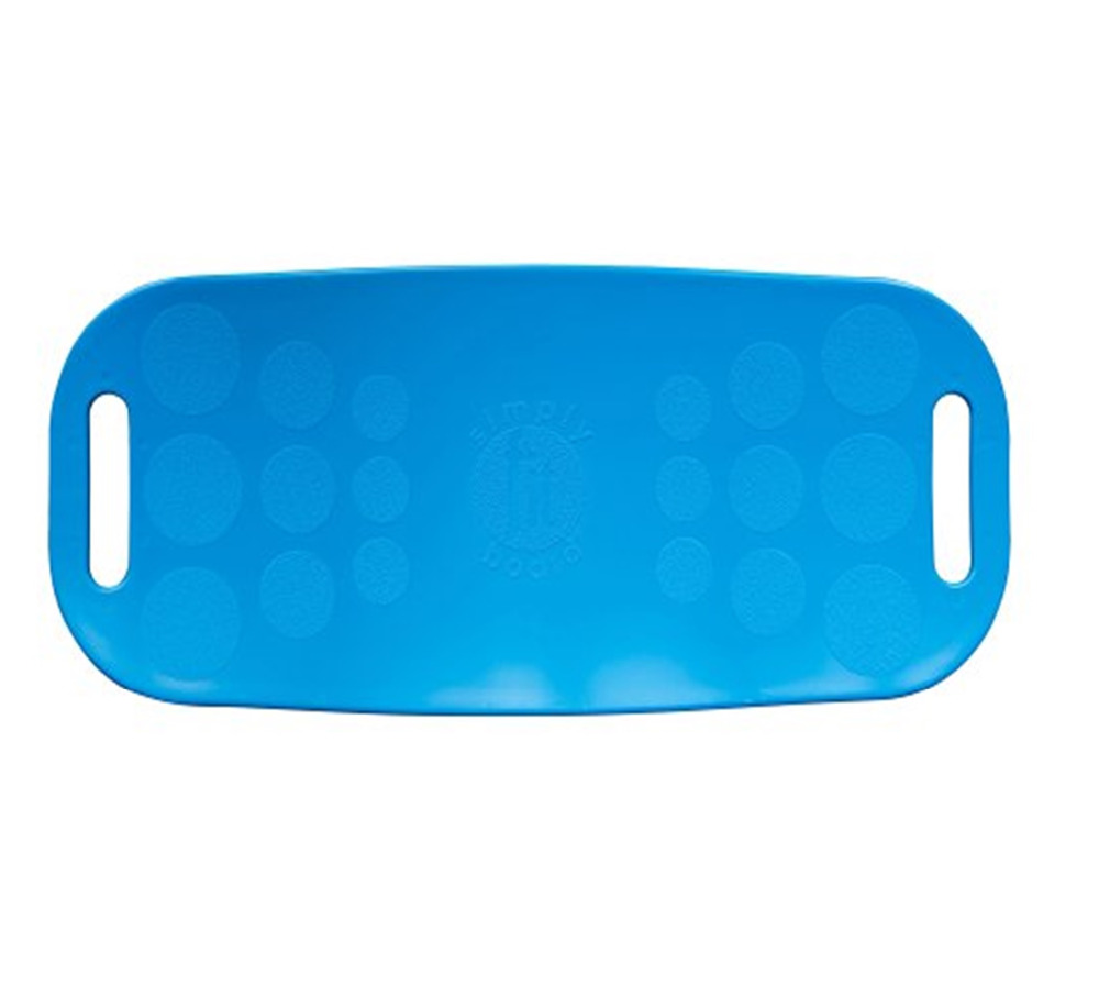 Fit Balance Board, Made of ABS, Can Be Used with Weight up to 400lbs