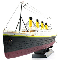 1:32 Titanic RC boat model Toy RC Ship for sale