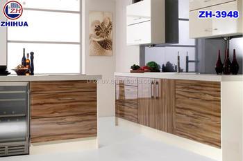 Style Moderne Pour Abattre Mélamine Moderne Mdf Armoires De Cuisine - Buy  Armoire De Cuisine Moderne En Mdf De Mélamine,Armoire De Cuisine En ...