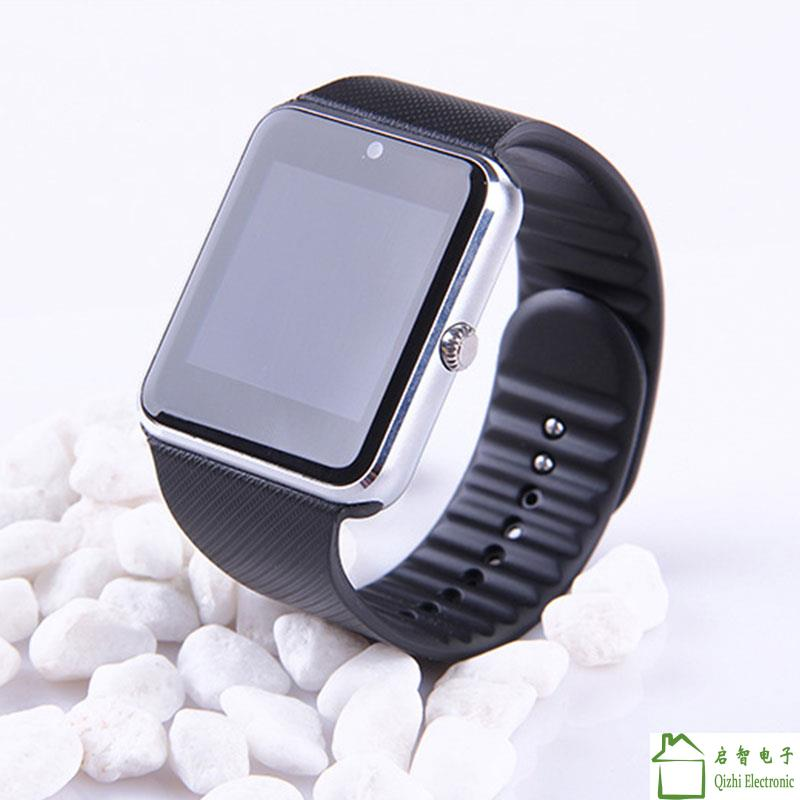 NFC Bluetooth Smart Watch For Android ISO Apple Iphone GT08 GSM Smartwatch Phone Men Fashion Wearable Devices Smart Watches S60