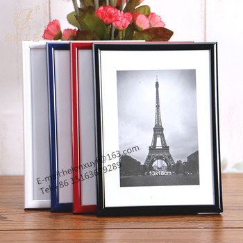 All Sizes Solid Color Pvc Picture Frame Poster Frame 12x16 20x16 ...