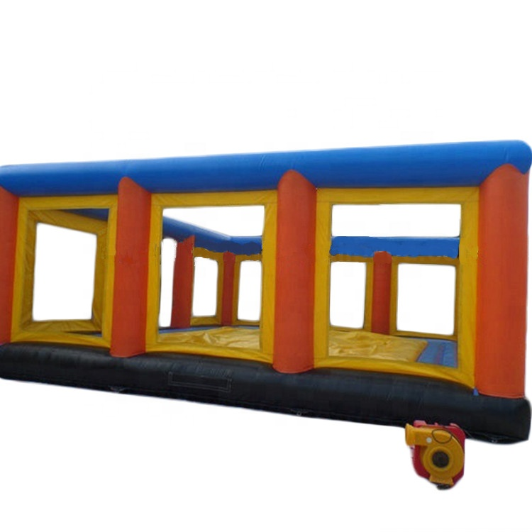 high quality giant soft hill bounce jump inflatable bouncer jumping