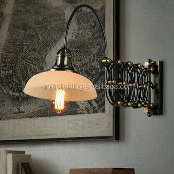 Best selling vintage portable swing arm wall lamp aiw09 buy best selling vintage portable swing arm wall lamp aiw09 aloadofball Image collections