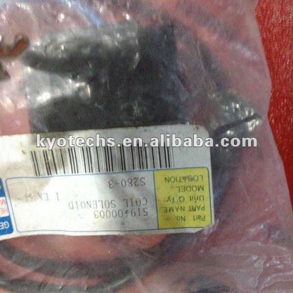519-00003 Sh280-2 Coil Solenoid