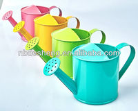 Colorful Metal Decorative Watering Cans