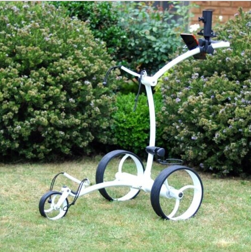 The lowest price remote control golf trolley