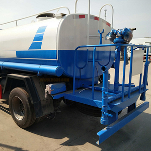 5000Litres Dongfeng Mini water tank truck on sale in Saudi Arabia