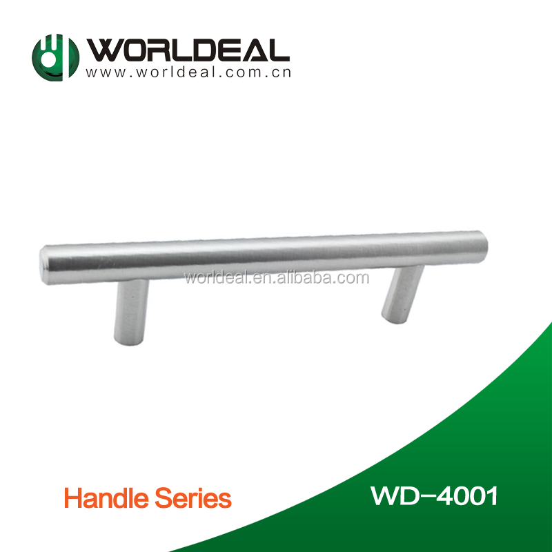 Iron/Stainless Steel Drawer Pulls T Bar Furniture Handle
