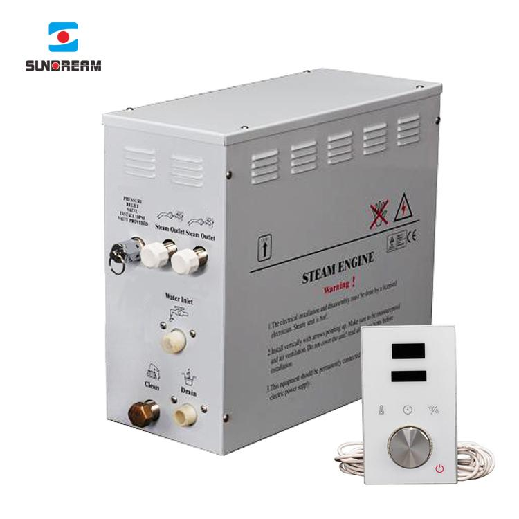 10.5 Kw Big Power Electric Sauna Steam Generator Durable In Use Sauna Rooms