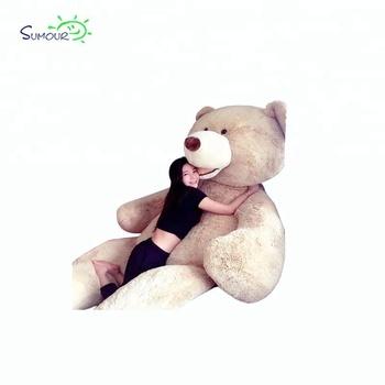 oversized girlfriend gifts plush toy giant 340cm teddy bear 1 2m