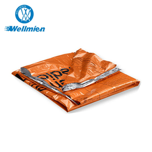 Foldable Human First Aid Winter Survival Sleeping Bag