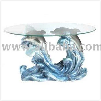 dolphin coffee table - buy dolphin coffee table product on alibaba