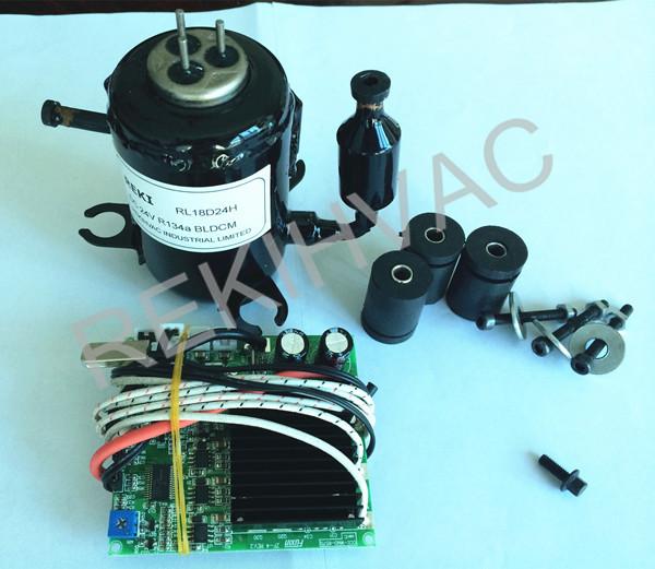 Dc Mini Freezer Compressor Used To Miniature Refrigeration