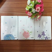 2019 a5 size diary book colorful cover note book