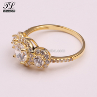 14 k gold rings jewelry women+18 k gold wedding ring for wedding