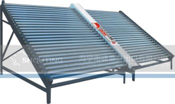Vacuum Tube Solar Water Heating System For Swimming Pool