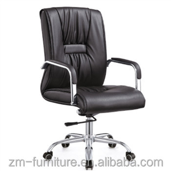 Luxury Black Leather Office Director Office Chair