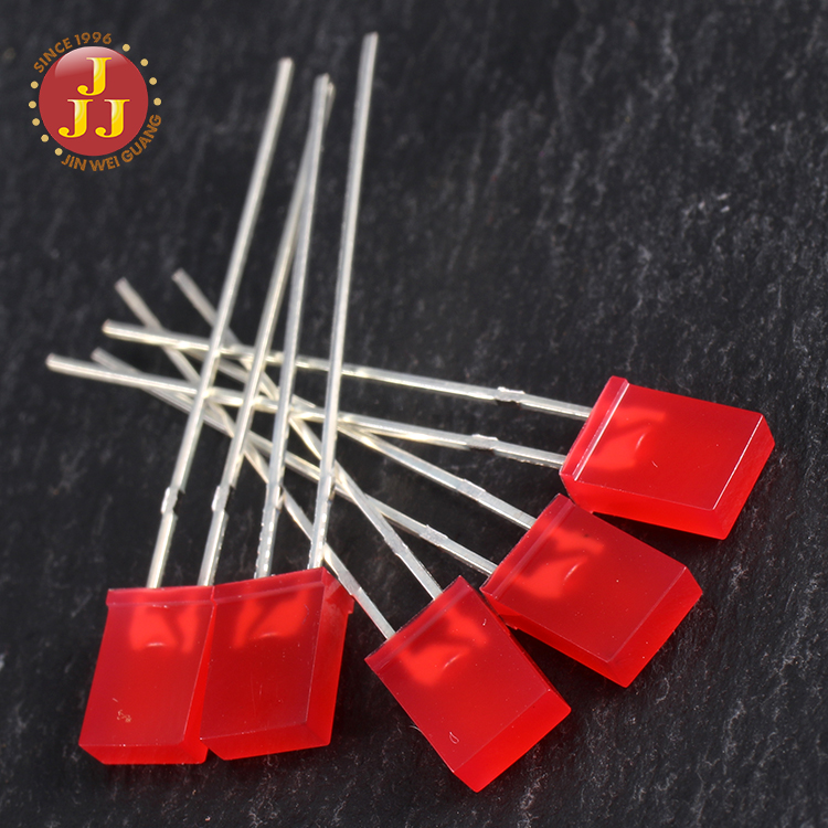 Cheaper 2mm Diffused LED diode with Red ,yellow,green, blue ,white led