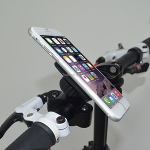 Apps2car Magnetic 360 Degrees Rotation Adjustable Mobile Phone GPS Bike Mount Holder