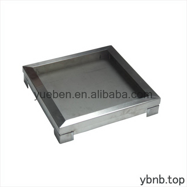 Contemporary cheapest sheet metal cutting and bending parts