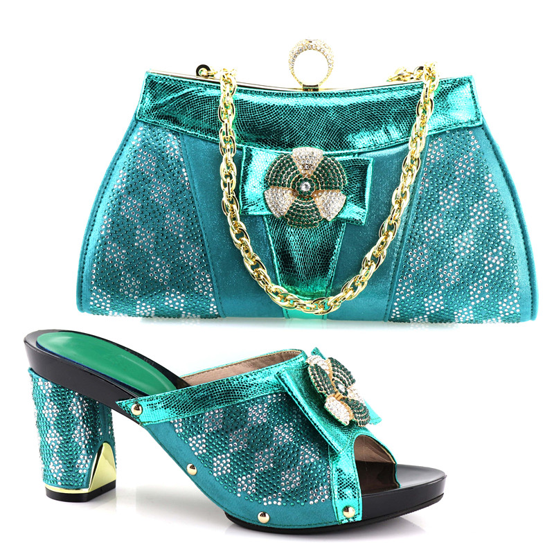 bag and party set italian African High dress women matching shoes quality designer Yvpwq0g