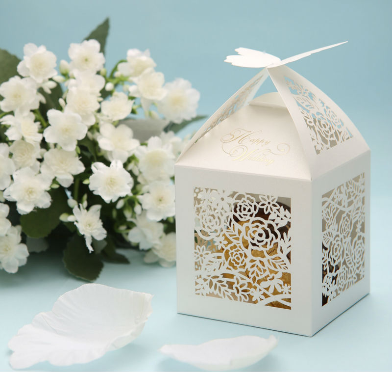 New Design Cheap Paper Packaging Wedding Cake Boxes Buy